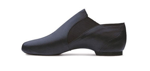 Bloch Elasta Bootie Jazz Shoes